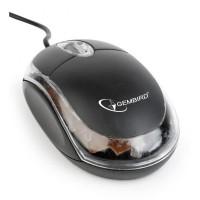 Компьютерная мышь Gembird Optical MUS-U-01-BKT