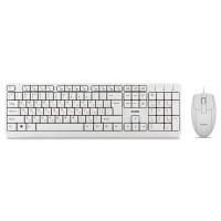 Клавиатура + мышь Sven KB-S330C USB, white