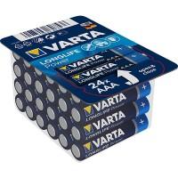 Батарея VARTA LONGLIFE POWER AAA BIG BOX 24шт.