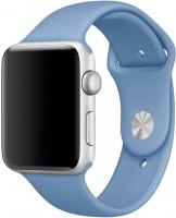 Ремешок силиконовый для Apple Watch 38/40мм