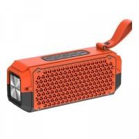 Портативная Bluetooth колонка Hopestar P17 (оранжевая)