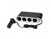 АЗУ разветвитель WF-0307 (4 разъема / 1 USB)