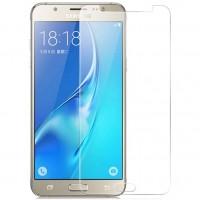Защитное стекло 9H для Samsung J7