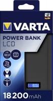 Повербанк Varta 18200mAh LCD 57972 &CABLE
