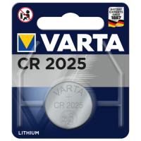 Батарея Varta CR2025