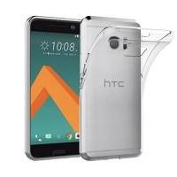 Чехол силиконовый ультратонкий для HTC M10