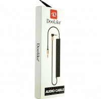 Аудио кабель Doolike Aux Cable 3,5 мм miniJack