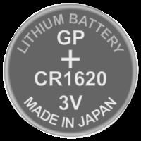 Батарейка GP CR1620 1 шт