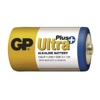 БАТАРЕЙКА GP ULTRA Plus 13A LR20 Size D 1 ШТ