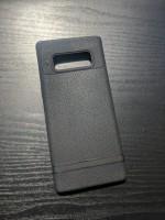 Чехол силиконовый для Samsung Galaxy Note 8, рифлёный