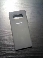 Чехол пластиковый Silicone Cover для Samsung Galaxy Note 8