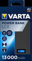 Повербанк Varta 13000mAh LCD 57971 &CABLE