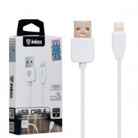 Кабель USB Inkax CK-60, 1m / Lightning