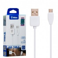 Кабель USB Inkax CK-60, 1m / microUSB