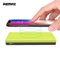 Повербанк Remax RPP-103 Miles Series Wireless 10000mAh Зелёный