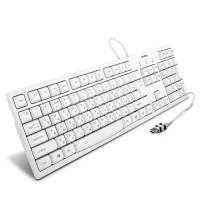 Клавиатура Sven KB-S300 USB, white