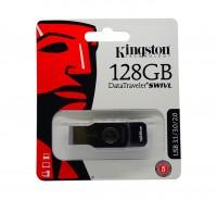USB накопитель Kingston DataTraveler SWIVL USB3.1 128Gb