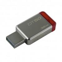 USB накопитель Kingston DataTraveler 50 USB 2.0 32Gb