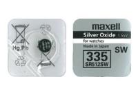 Батарейка Maxell 335 SR512SW 1 ШТ