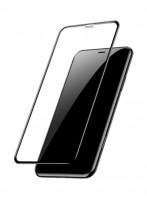 Защитное стекло 3D Tempered Glass XO на iPhone X/XS