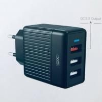 Сетевое зарядное устройство XO L58 (черный)