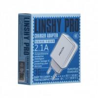 Сетевое зарядное устройство Proda PD-A22 Linshy Pro 2.1A 2*USB