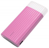 Повербанк Proda PPL-18 Ice Cream 10000mAh, розовый