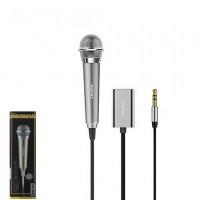 Микрофон Remax Sing Song RMK-K01 серебро