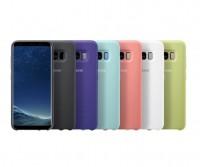 Чехол Silicone Case для Samsung Galaxy S8 plus