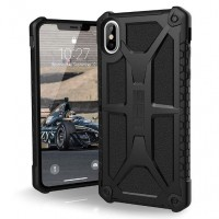 Чехол UAG Monarch Black для iPhone X/XS