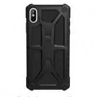 Чехол UAG Monarch Black для iPhone XS MAX