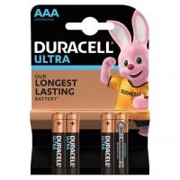 Батарея Duracell Ultra, AAA, LR03/MX2400