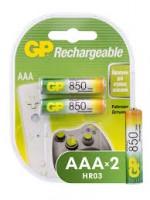 Аккумуляторная батарея HR03 (AAA) GP 850 1шт.